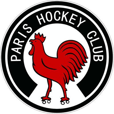 Logo PHC - Paris Hockey Club - roller 18e