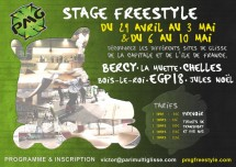 Stages de Roller Freestyle Paris Multi Glisse
